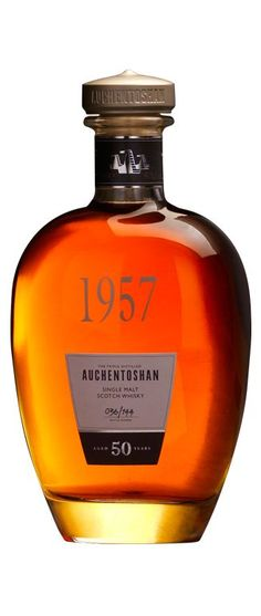 Auchentoshan 50 year old whisky looks fantastic. One near the top of my 'most wanted' list.