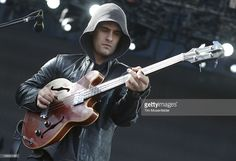 Robert Levon Been of Black Rebel Motorcycle Club performs as part of Day 2 of the Sasquatch! Music Festival at the Gorge Amphitheatre on May 25, 2013 in George, Washington.