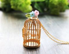 bird cage with seashells - Yahoo Image Search Results