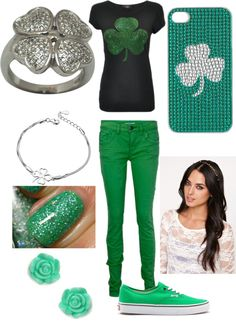 40 Fresh And Trendy Saint Patricks Day Outfit Ideas To Steal Now