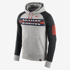Nike AW77 Stadium Team First Pullover (Syracuse) Men's Hoodie