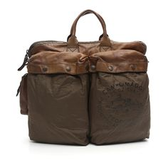 b99546e703e6 The Heritage Leather Mens Satchel Bag by Pad   Quill is the king of ...