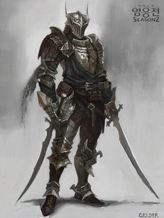 Vindictus champion armor