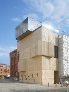 SPEECH Tchoban & Kuznetsov /// Tchoban Foundation / Museum für Architekturzeichnung /// Berlin /// 2013