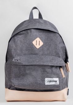 "A.P.C. - eastpak backpack ""grey"""