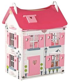 Casa delle bambole Janod Mademoiselle