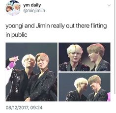 THEY'RE NOT FLIRTING I do that all the time with my best friend because we are really close