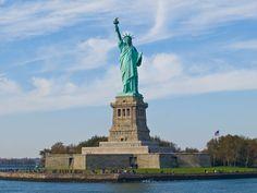 (Estados Unidos) Estatuas de la libertad