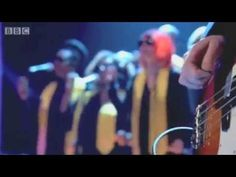 Yeah Yeah Yeahs - Under the Earth (w/ choir) LIVE on Later... with Jools Holland - YouTube