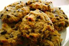 Prepper Yogini: So good you'll want to convert paleo vegan gluten-free chocolate chip cookies