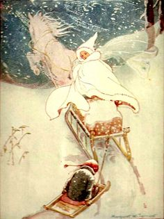 Margaret Tarrant - Snow Queen