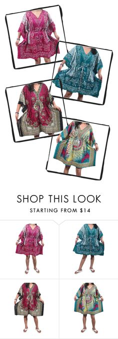 Bohemian Short Caftan Tops by baydeals on Polyvore featuring hippie, caftan, bohemianstyle, summertop and shortcaftan  http://stores.ebay.com/mogulgallery/Kaftan-Tops-/_i.html?_fsub=1097998519&_sid=3781319&_trksid=p4634.c0.m322