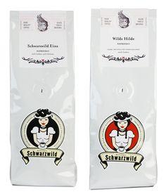 Kaffee und Espresso aus der Café-Rösterei Schwarzwild. Schwarzwald-Kaffee von der Crema-Café-Rösterin des Jahres 2013 Andrea Jauch