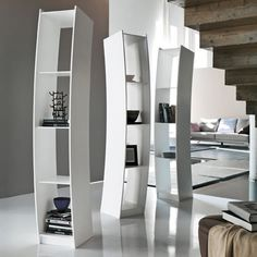 The home of interesting bookshelves, bookcases and things that look like them since 2007