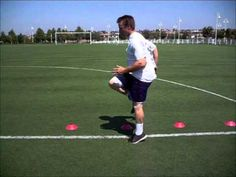 Crucial Speed Training Drills - High Knee Drills