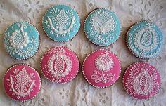 Czech decorated cookies. | henna | Pinterest