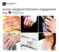 Danneel harris wedding ring