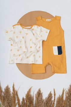 Long sleeve shirts - Organic by Feldman, organic baby kids basics, organic cotton, gots certified Organic Baby Clothes, Playsuit Romper, Sleeveless Shirt, French Terry, Organic Cotton, Baby Kids, Long Sleeve Shirts, Overalls, Rompers