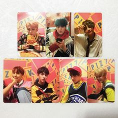 [Limited] BTS (Bangtan Boys) LOVE YOURSELF 承 Her (E ver) Photocard Full Set