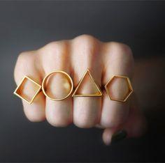 Anéis geométricos