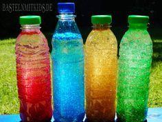 Schüttelflaschen für Kinder