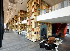 citizenM Tower of London by Concrete Architectural Associates, London – UK » Retail Design Blog