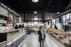 Wingårdh transforms roofless freight depot into Malmö Market Hall