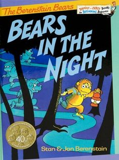 Bears in the Night (Berenstain Bears Series) - prepositions galore. I have my lifeskills students reenact the sequences with toys. Then use an obstacle course. They love it.