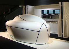 The Sky is the Limit 2 12 Exquisite Kitchen Designs Celebrating Innovation by HI MACS