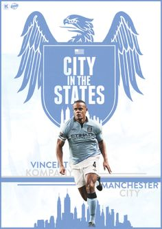City In The States | KICKTV by Luke Barclay, via Behance