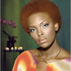 That's my color. I think I could rock this #naturalhairrocks