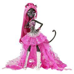 Poupée Rare Monster High Catty noire 34,99€ toyrus