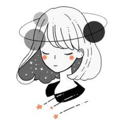 Illustration art drawing sketches doodles pens Ideas for 2019 Art Inspo, Inspiration Art, Art And Illustration, Drawing Sketches, Art Sketches, Drawing Art, Drawing Faces, Drawing Ideas, Art Du Croquis