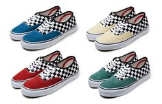 Supreme×VANS  Authentic