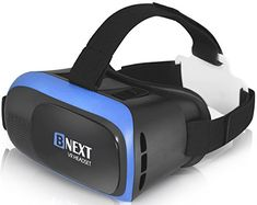 Best Deal VR Headset Virtual Reality Glasses for iPhone & Android - acquire up Your the majority of productive transportable Games & 360 dvds by using gentle & snug New 3D Goggles Plus extraordinary changeable Eye adequate care System Technology