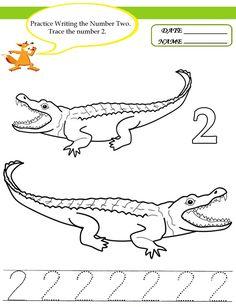 Writing number worksheet for kids | Crafts and Worksheets for Preschool,Toddler and Kindergarten