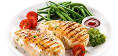 Grilované kuracie prsia | Hlavné jedlá | Recepty | FIT štýl