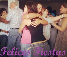felices fiestas y un 2014 pleno y feliz