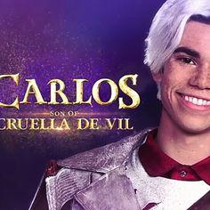 """51 To se mi líbí, 1 komentářů – Sofia Carson Latinoamérica (@sofiacarsonlatino) na Instagramu: """"Meet Carlos  #descendants2"""""""