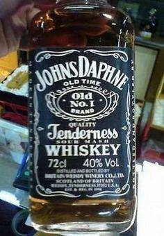 Inconfundível Jack Daniels