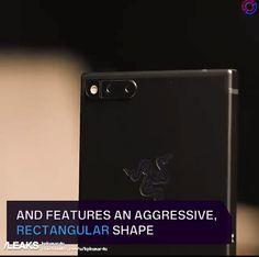 Razer Phone Hands-On Video geleakt