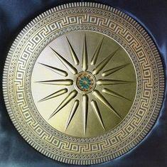 History of Macedonia Alexandre Le Grand, Alexander The Great, I Tattoo, Decorative Plates, History, Instagram Posts, Image, Sun, Tattoo Ideas