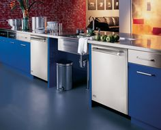 Double trouble #dishwashers. #Kitchen