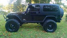 2005 Jeep wrangler Unlimited Rubicon LJ | Clayton Offroad