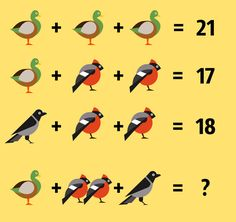 Can you find the solution?You can find Riddles and more on our website.Can you find the solution? Mind Games Puzzles, Mind Riddles, Math Logic Puzzles, Riddle Puzzles, Jokes And Riddles, School Age Activities, Math Talk, Interesting Facts About World, Brain Games