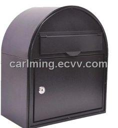 Galvanized Steel Mailbox (HPB312-G/S) - China Mailbox, HPB