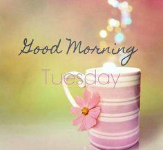 เรียนภาษาอังกฤษ ความรู้ภาษาอังกฤษ ทำอย่างไรให้เก่งอังกฤษ  Lingo Think in English!! :): Good Morning Tuesday :)