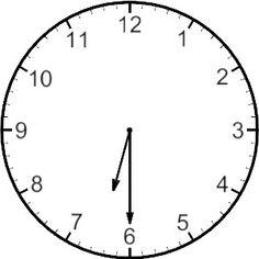 free analog clock clip art teaching math pinterest clip art rh pinterest com animated time clock clipart free clipart time clock