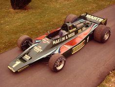 Lotus 80 Debut
