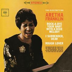 Aretha Franklin - The Electrifying Aretha Franklin on 180g Import LP